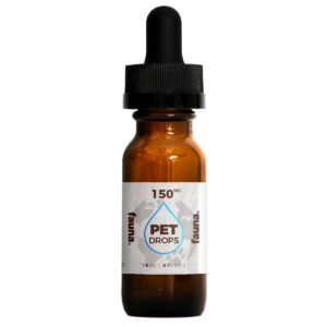 Cat CBD - Fauna Pet CBD Drops for Cats - Infused with Catnip!